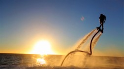 FLYBOARD a HOVERBOARD